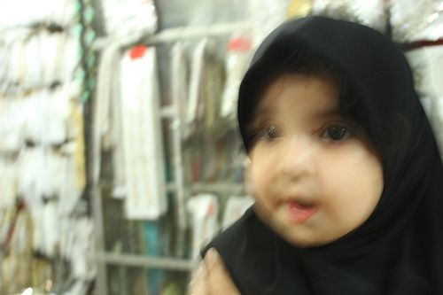 My Grand Daughter Nerjis Asif Shakir Sees The World Through The Camera
