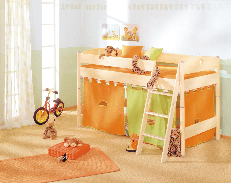 Etagenbett Kinderzimmer Paidi : Mit diesem hochbett von paidi werden ihre kinder eine menge spaß