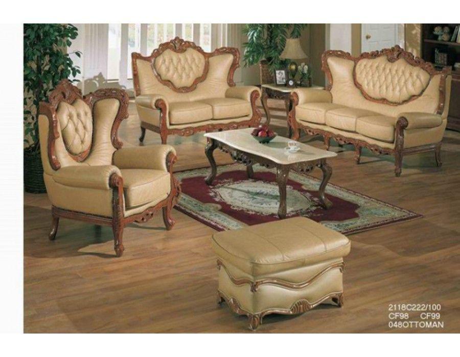 khaki sofa set sofalove seatchair  3 piece living room
