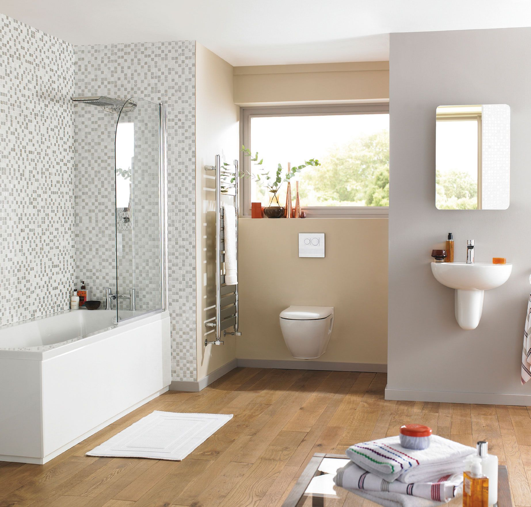 A New Bathroom Suite Costs Less Than You Think Update Yours For As - What is the cost of a new bathroom