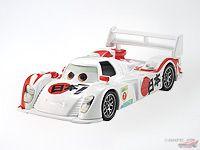 Shu Todoroki Disney Pixar Cars Rubber Tires Disney Cars