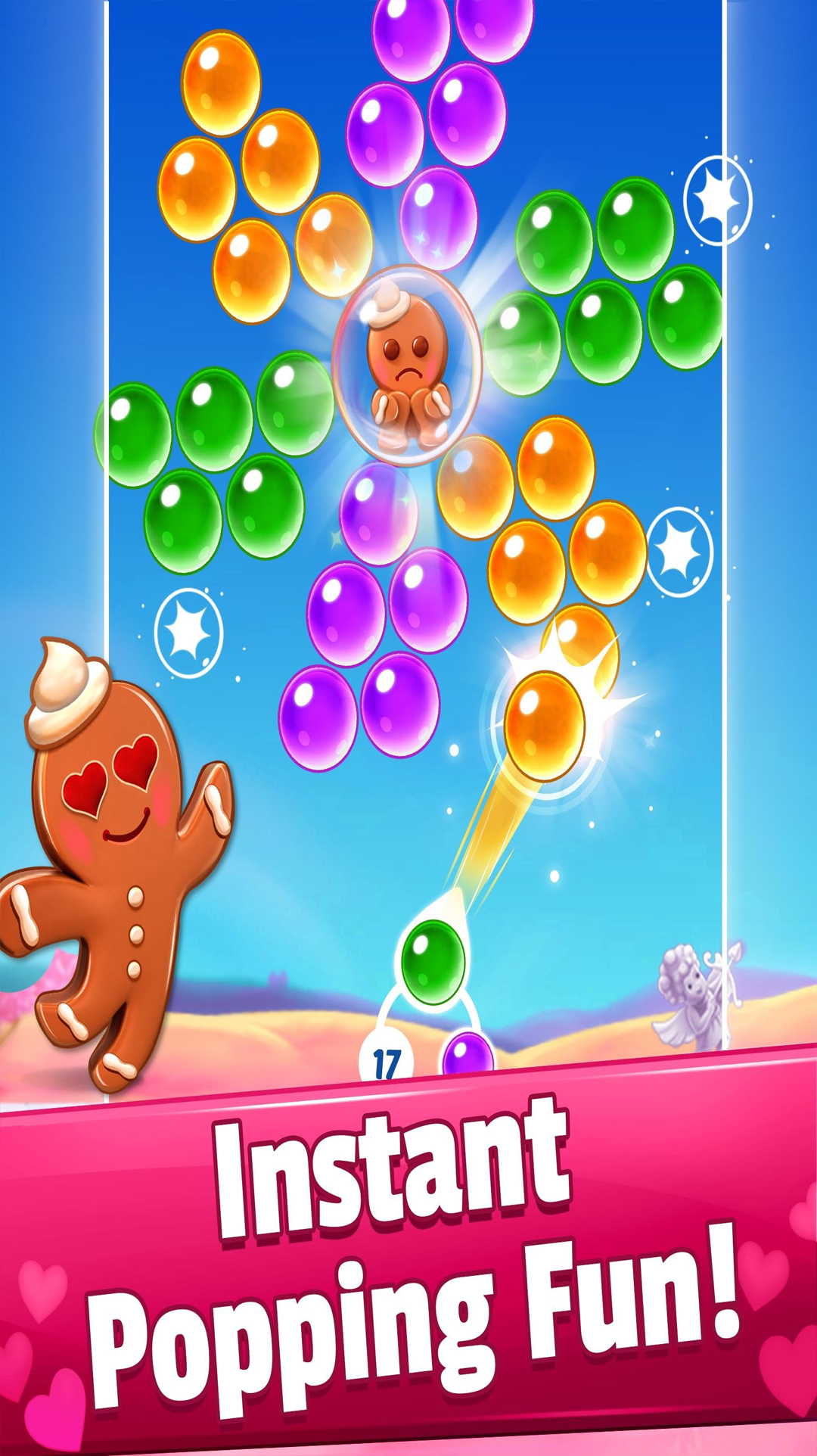 Bubble Shoter HTML5 GAME FB ADS READY FOR PUBLISH by