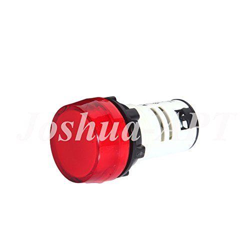 Apt 22mm 24v Ac Dc Red Led Pilot Light Panel Indicator Li Https Www Amazon Com Dp B06xpv9cjg Ref Cm Sw R Pi Dp X Rc75 Red Led Light Panel Indicator Lights