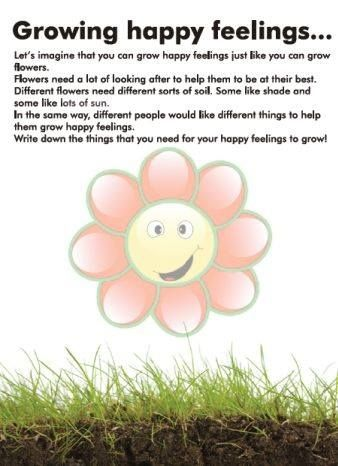 Growing Happy Feelings and other