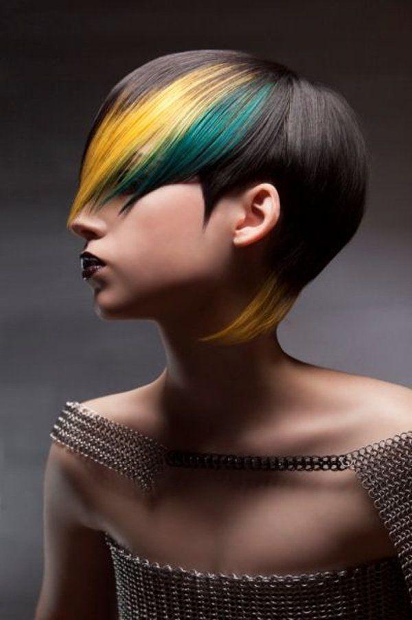 30 Hot Dyed Hair Ideas Avant Garde Pinterest Hair Coloring