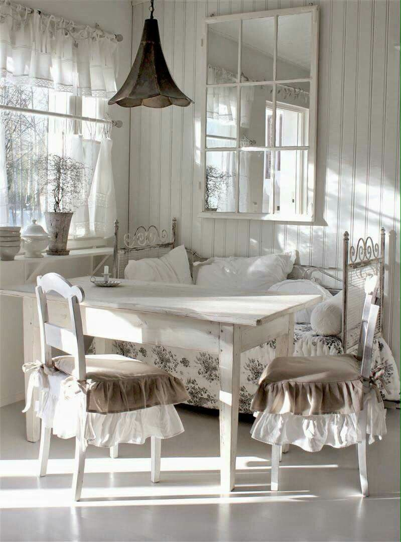 pin by on apartment pinterest shabby. Black Bedroom Furniture Sets. Home Design Ideas