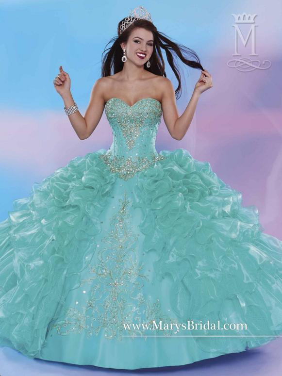 4cdbb5f49e Vestidos para quince años 2016 Marys Bridal