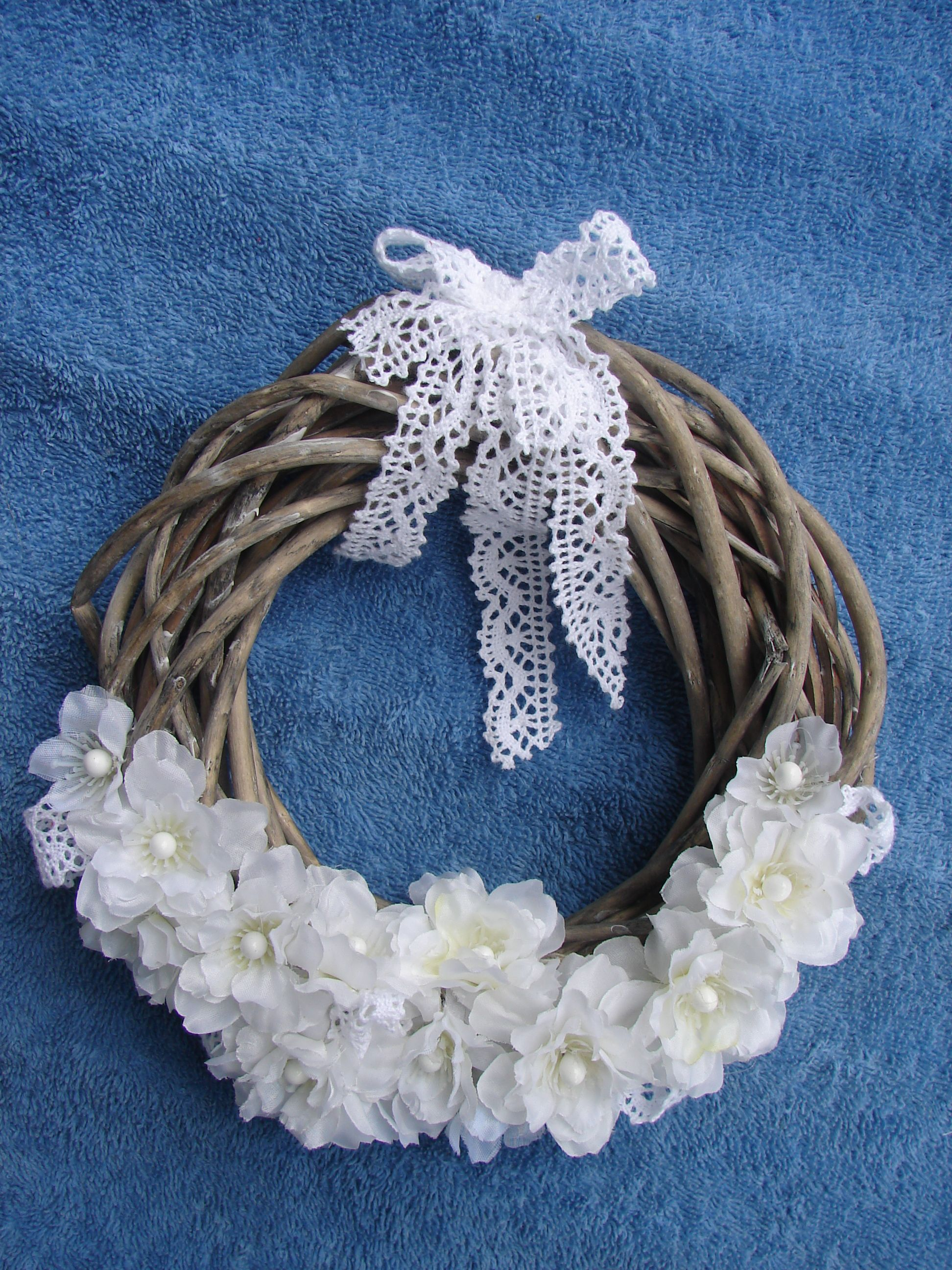 wreath shabby