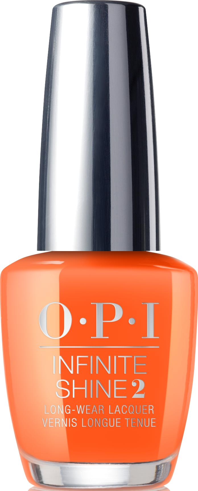 Opi Infinite Shine You Can Count On It Opi Infinite Shine Tempura Ture Is Rising Islt89 Opi Nail Polish Perfect Peach