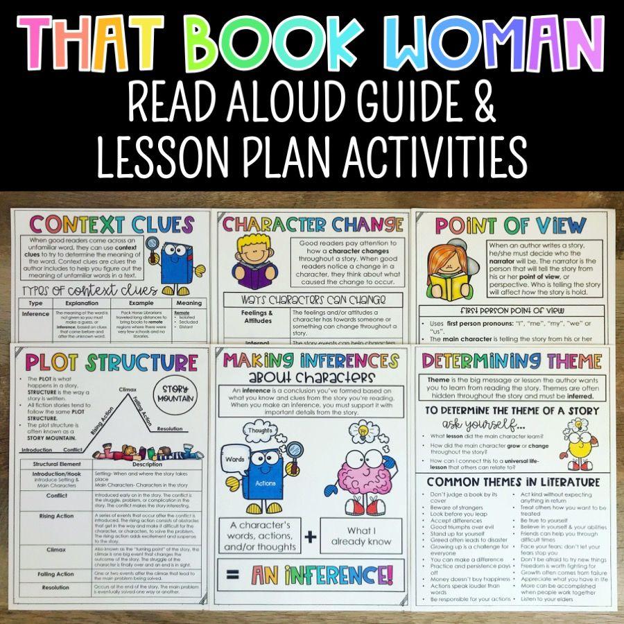 That Book Woman Read Aloud Lessons Read Aloud Context Clues Lesson Plans Context Clues Lesson [ 900 x 900 Pixel ]