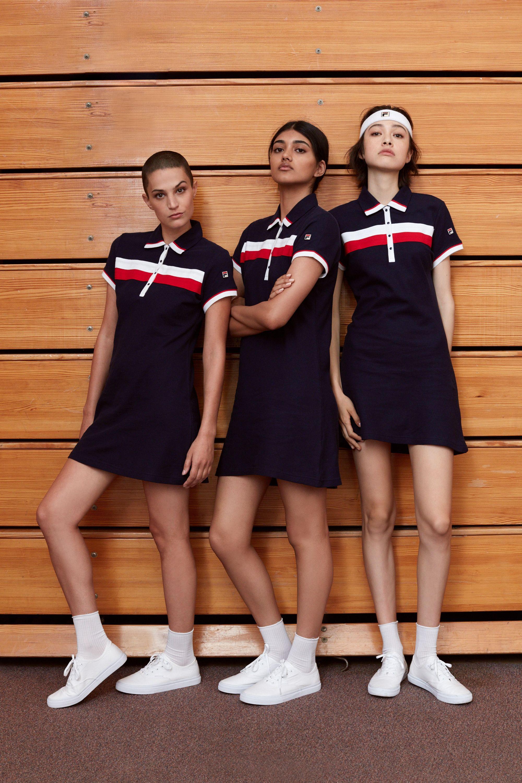 FILA + UO | UO Exclusives in 2019 | Fila dress, Tennis dress ...