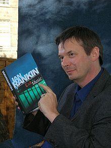 Inspector Rebus Wikipedia Ian Rankin Favorite Authors True Crime Books