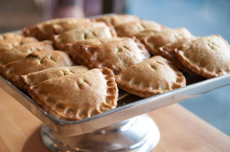 Nuflours Gluten Free Pastries Tea Cakes