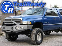Trailready Bumpers For Dodge Ram 1994 2002 1500 2500 3500 Truck Bumpers Cummins Trucks Dodge