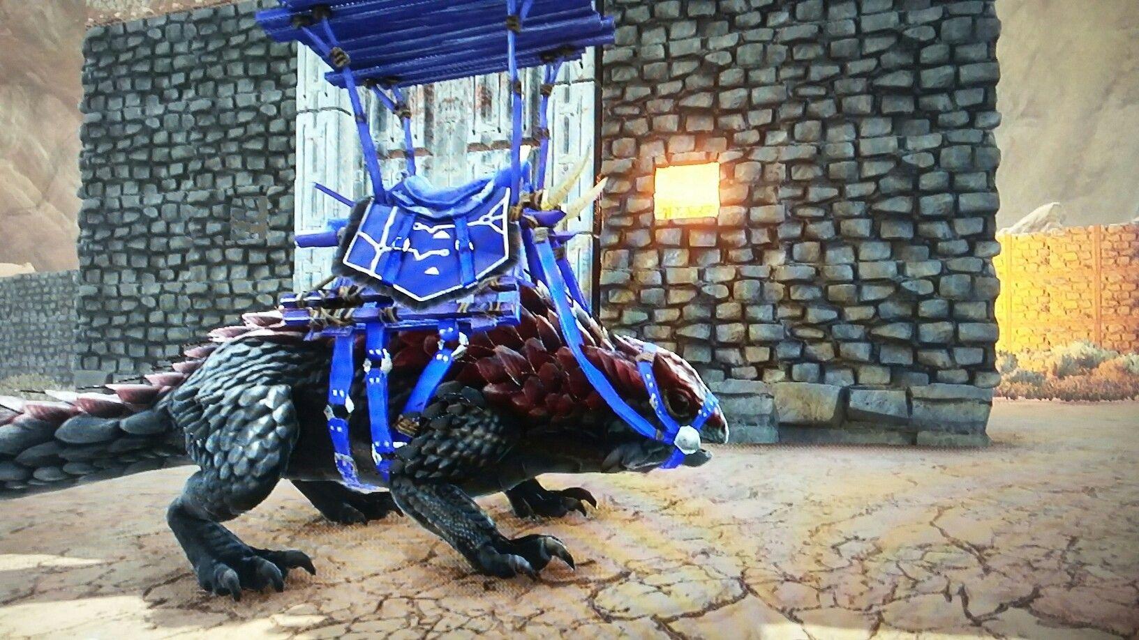 Spike, the Thorny Dragon | ark survival evolved | Ark, Survival