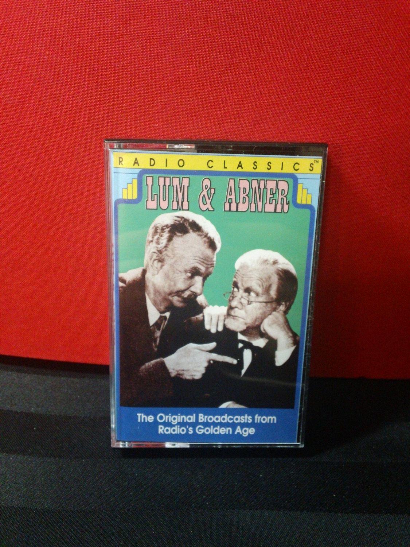 Radio Classics Lum & Abner Original Broadcasts from Radio's Golden