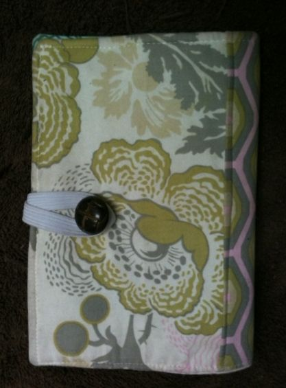 Mrs. Langley's Notepad Cover Sewing Pattern « The Hip Home Ec Teacher