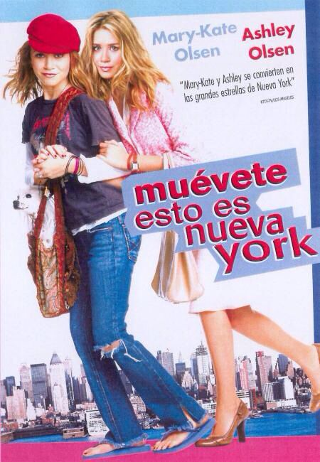 Muevete Esto Es Nueva York New York Minute Full Movies Online Free Ashley Olsen