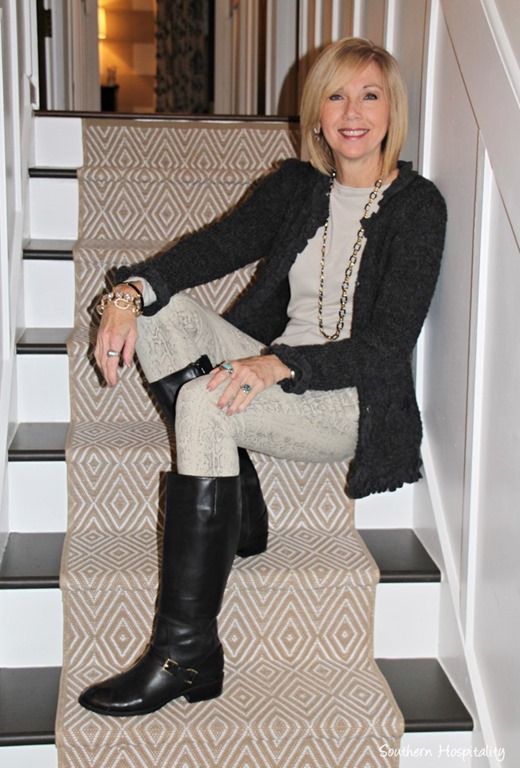 fashion over 50- sweaters