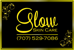 Welcome to Glow Skin Care -Santa Rosa Day Spa Treatments & Santa Rosa Spa Services by Glow Skin Care: Body Wraps, Facials, Spray Tanning,Specail Event Make-up, Teeth Whitening and Waxing (incl Brazilian) 707-529-7086,