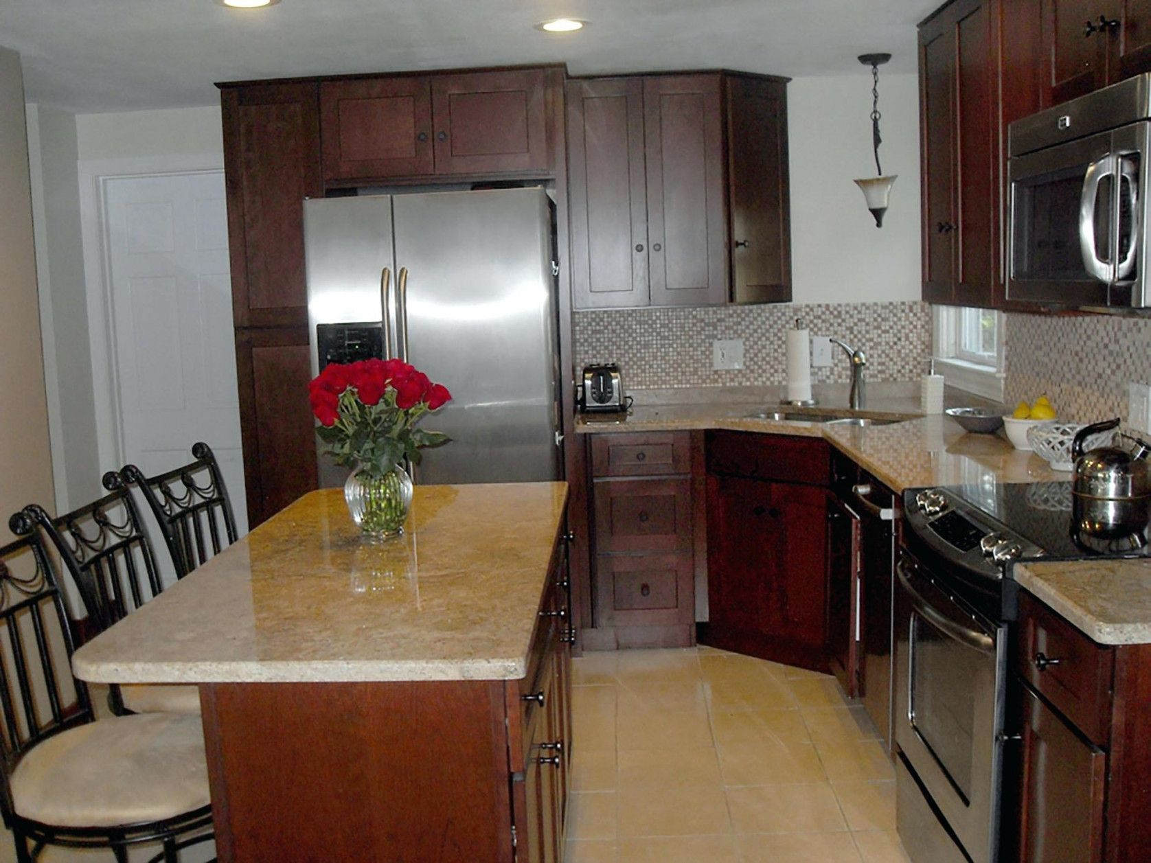 Kitchen Cabinets Ri Built In Trash Cans For The 2018 Backsplash Ideas Check More At Http