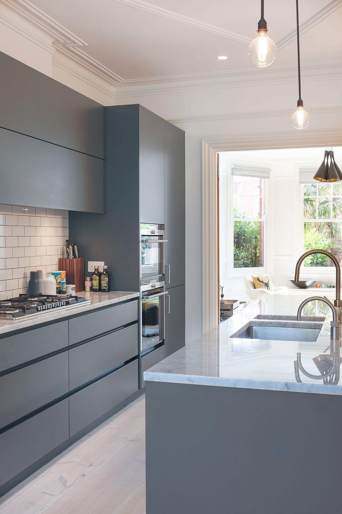 Photo of Bright and Cheerful Refurbishment Transforms Classic North London Home
