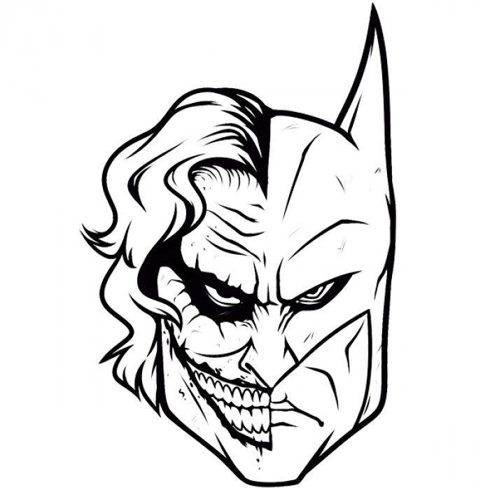 Desenhos Para Colorir De Batman E Os Bandidos Pt Hellokids Com