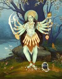 Resultado De Imagen De Diosa Kali Diosa Kali Deidades Hindues