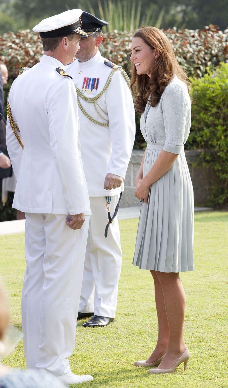 Kateus tourdrobe diary the duchess of cambridgeus dresses casual
