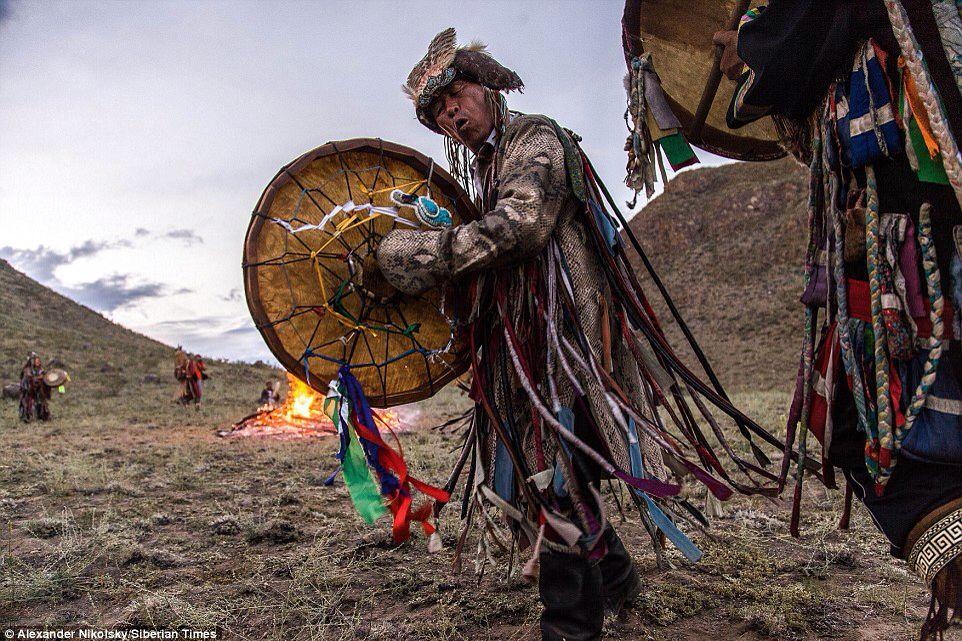 Shamans - Siberia 2014