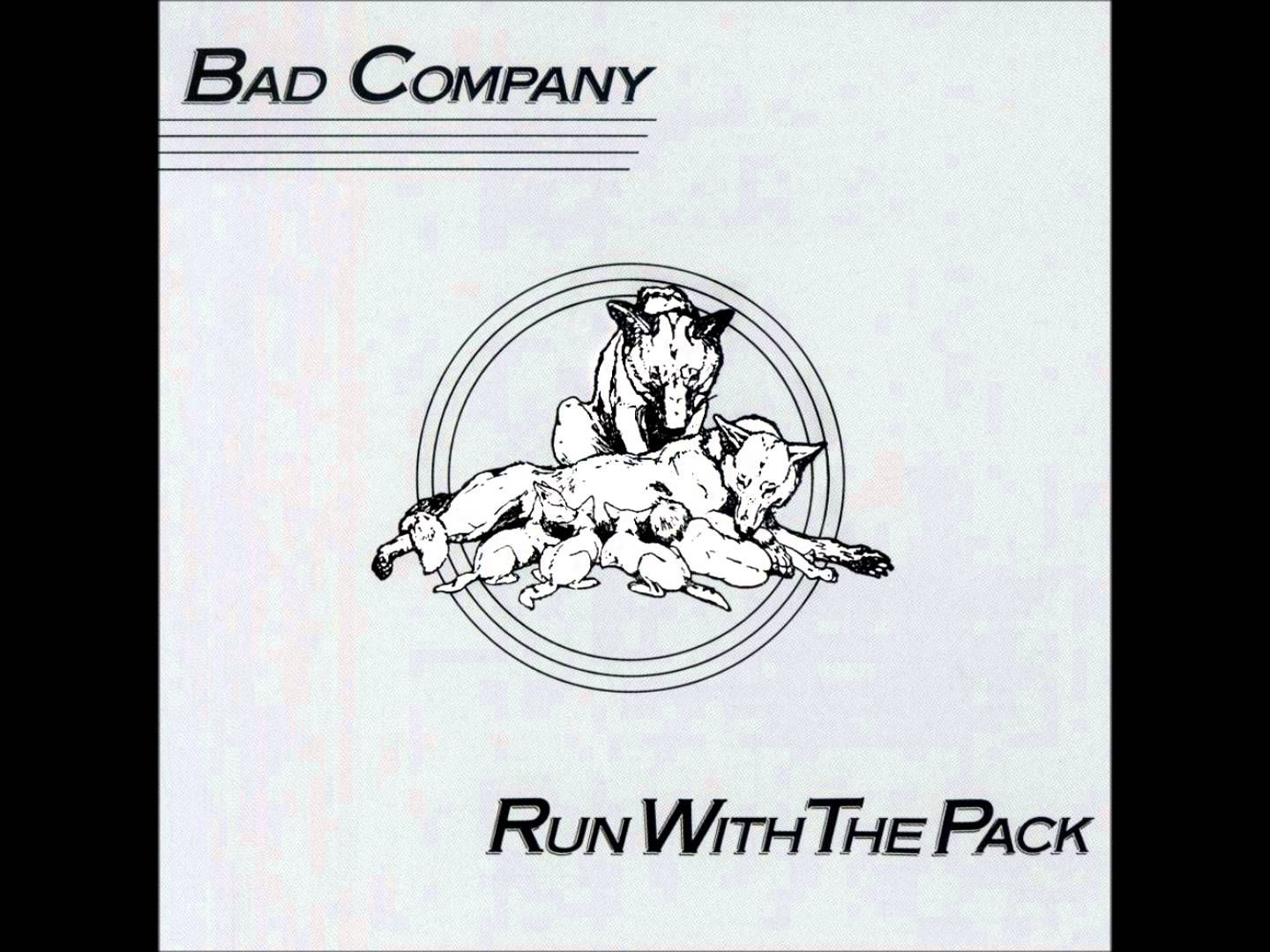 Bad Company Run With The Pack Full Album Com Imagens Rock