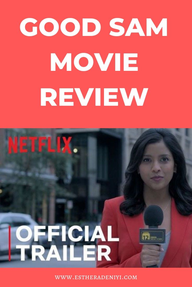 Good sam movie review and lessons netflix movie movies