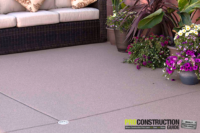 Behr Premium Granite Grip Concrete Floor Coating Is Easy