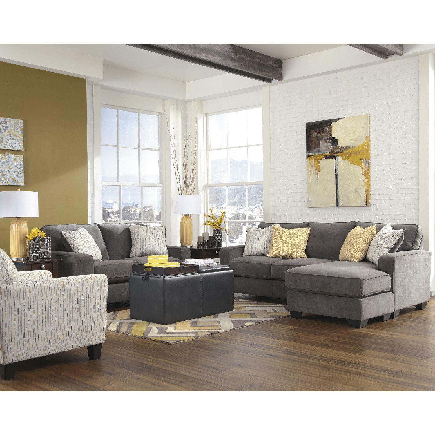 black leather living room furniture sets%0A Room    two sofas