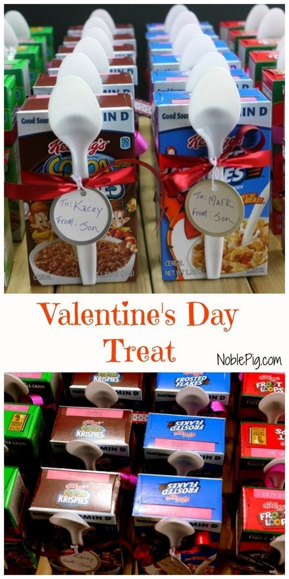 Children S Valentine S Day Treat From Noblepig Com Helpful Hints
