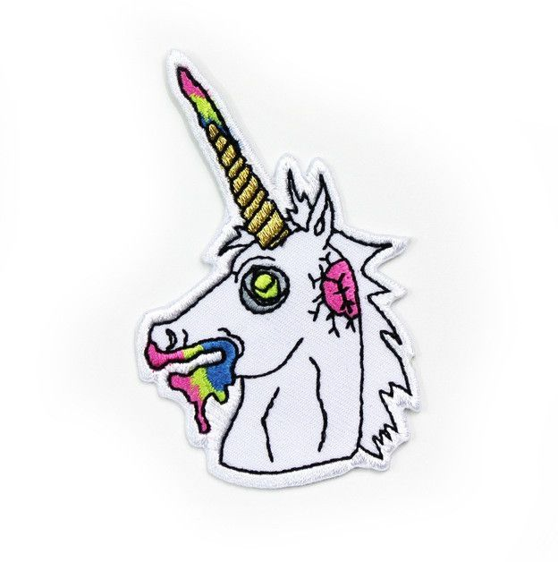 'Zombie Unicorn' Patch