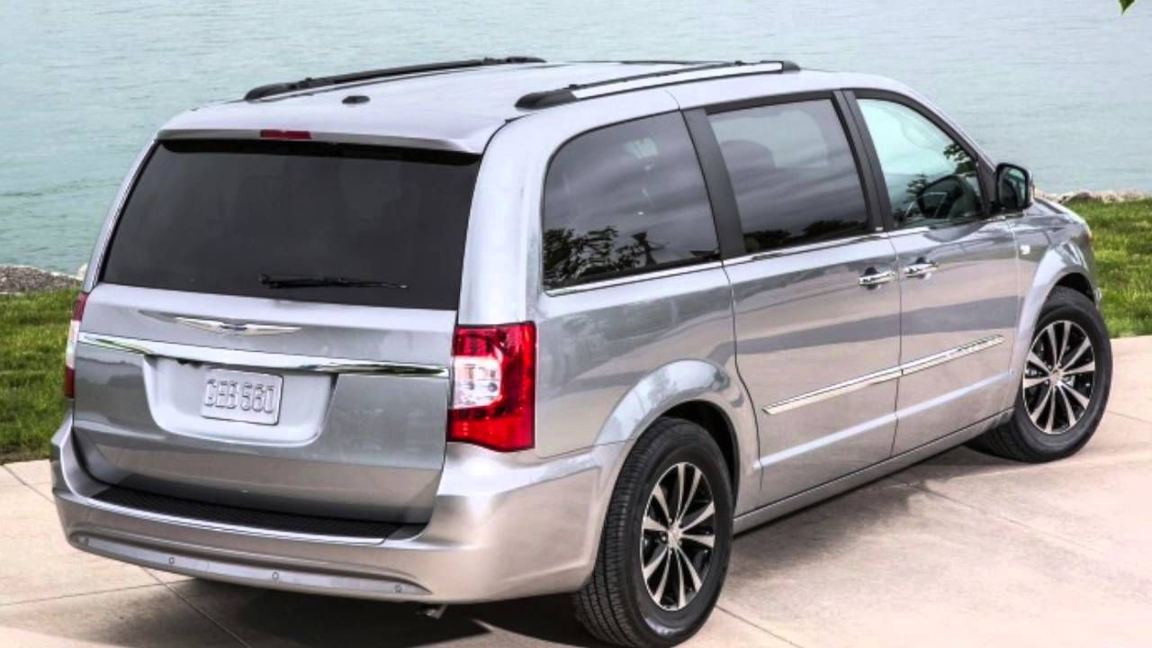 2016 Chrysler Town and Country | San Marcos Chrysler Dodge ...