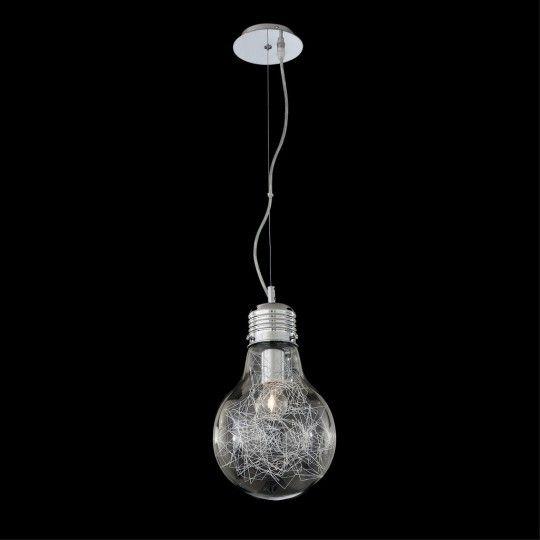 #Luce Pendelleuchte http://licht-erlebnisse.de/originelle-hangeleuchte-klein-luce-max-sp1s.html