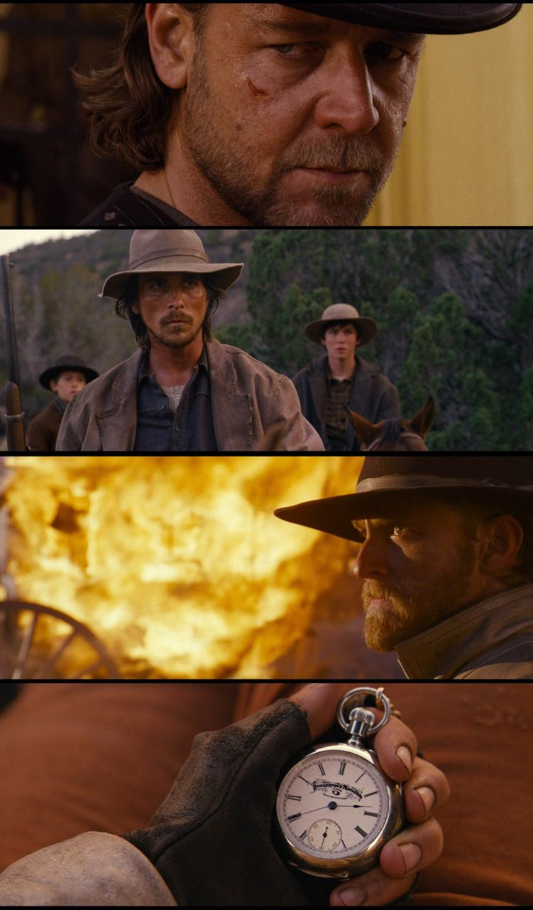 310 to yuma 2007 dir james mangold with images