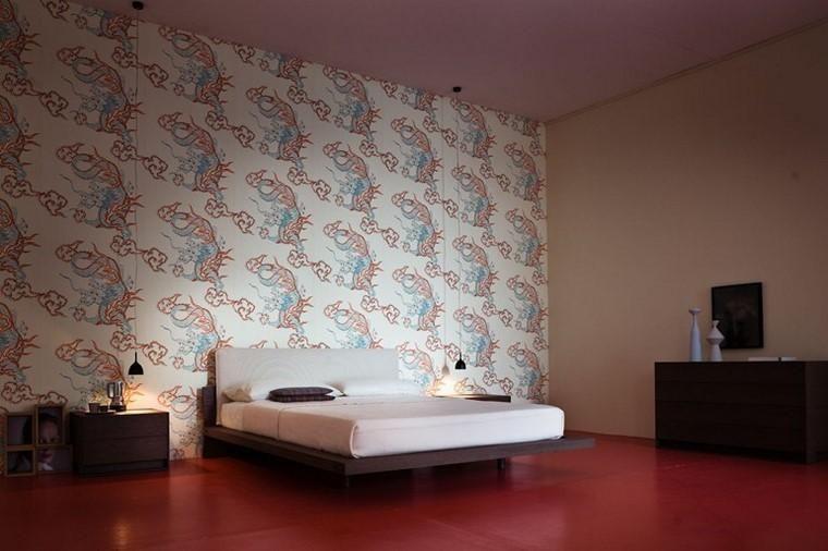 Ideen zum Dekorieren von minimalistischen Stil Schlafzimmer - raumdesign wohnzimmer modern