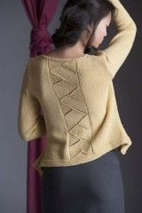 Origami Pullover by Kyoko Nakayoshi - knit.wear Spring 2012. Обсуждение на LiveInternet - Российский Сервис Онлайн-Дневников