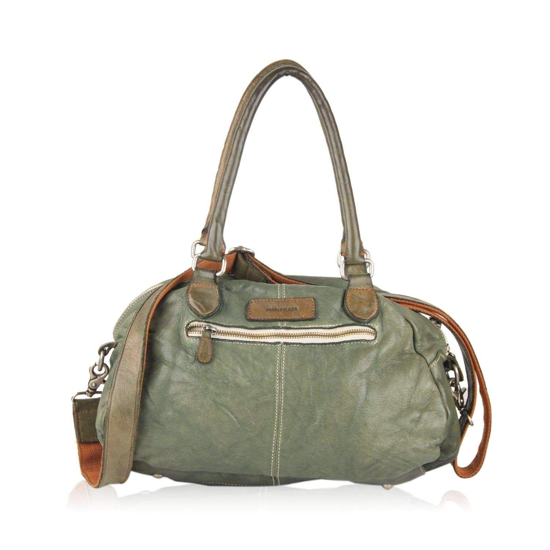 FredsBruder Satchel Bowler Bag with Shoulder Strap  vintage  bag  wowbag   chloe  . GUCCI Italian VINTAGE Black Leather ... 919d6ba36a