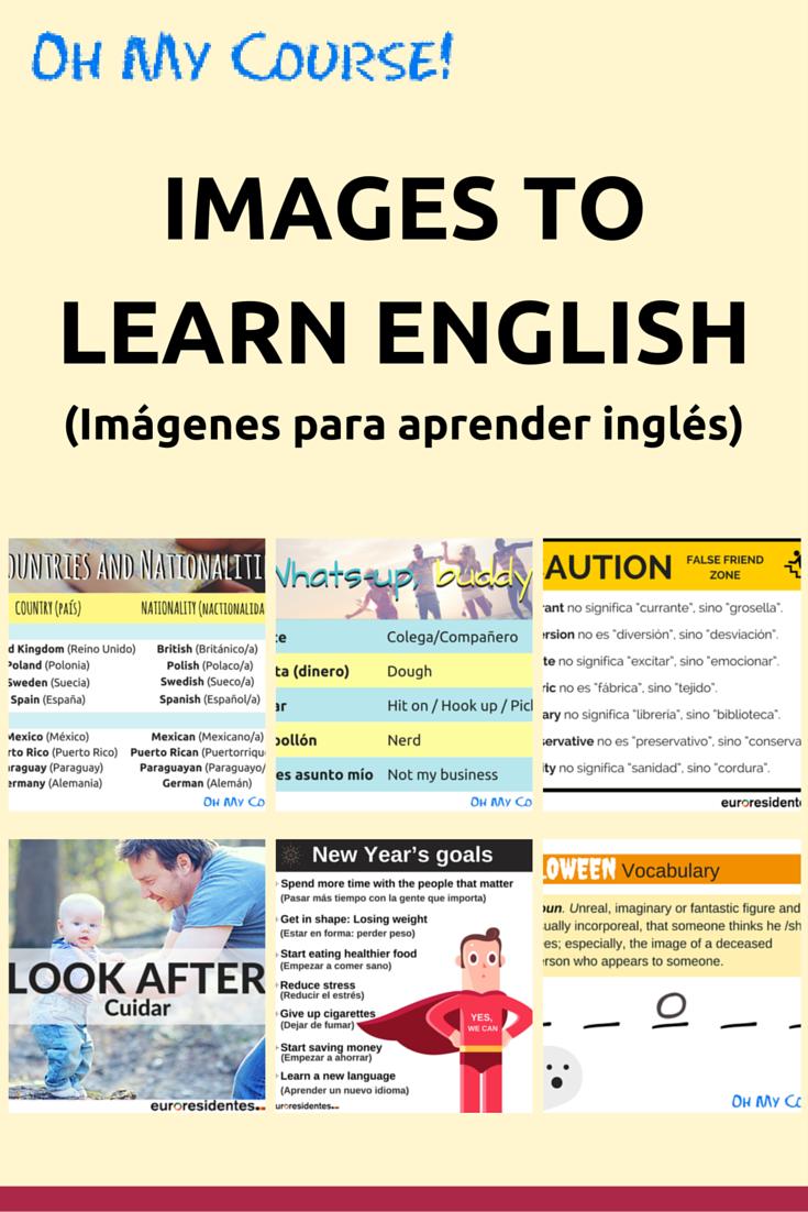 Imágenes Para Aprender Inglés
