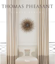 Thomas Pheasant: Simply Serene  --  Best known for his seamless melding of tradition and the contemporary. His spaces are fresh and of the age yet also endearingly timeless. Pheasant introduces modern details, sometimes including such flourishes and surprising complements as a scroll coffee table and a room screen of ribbed, translucent glass. Unafraid of combining pieces from various traditions, he achieves a sense of harmony and balance.