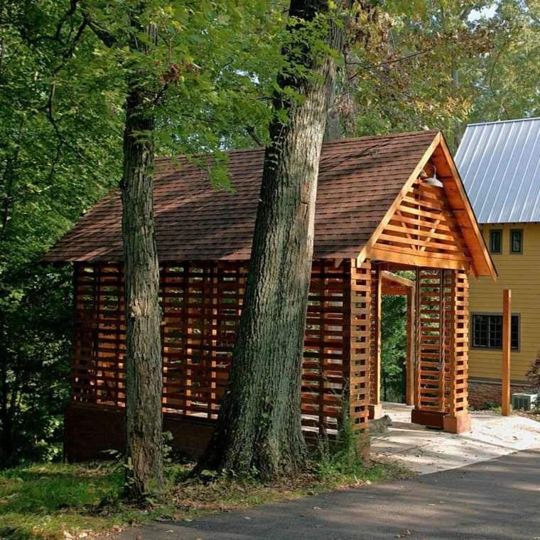 Fabriquez Votre Salon De Jardin Grâce à La Palette Bois !