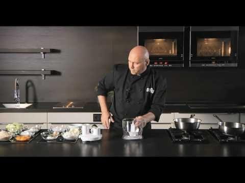 Marc Fosh's apple frangipane tart Recipe | Braun Household Australia