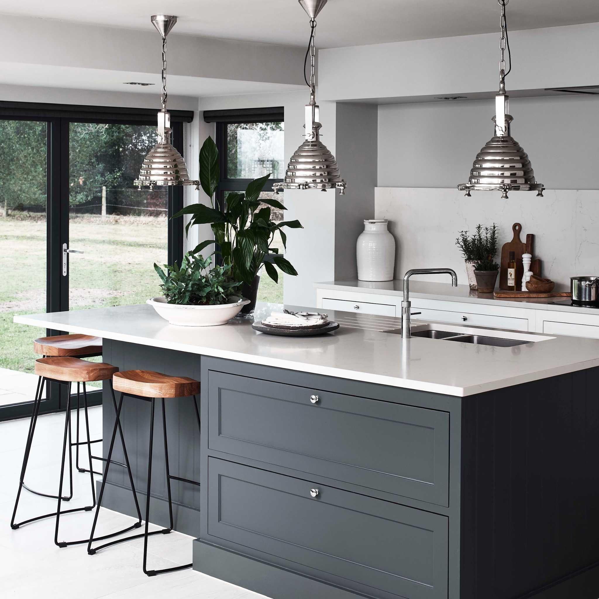 Pin By Lisa Wood Walker On Extension Pinterest Kitchens  # Muebles Estilo Pearce