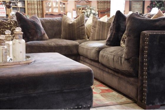 Mor Furniture for Less | La Jolla Sectional - Sectionals - Living ...