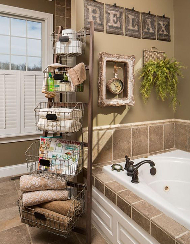 13 ideas para el cuarto de baño con presupuesto low cost, menos es ...