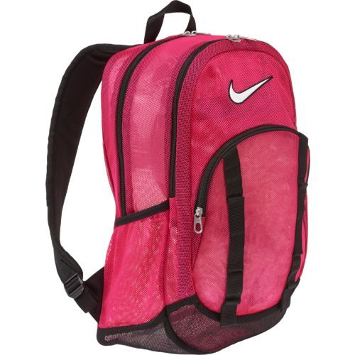 ecef69c168af Image for Nike Brasilia Mesh Backpack from Academy